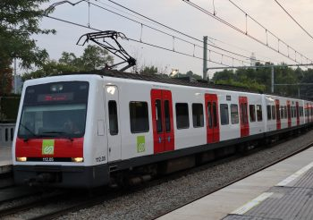 El departamento de Territori  licita nuevos trenes para FGC