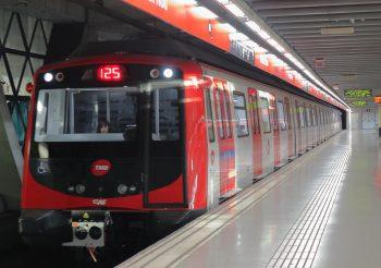 Vuelve el Non-Stop a los transportes ferroviarios barceloneses