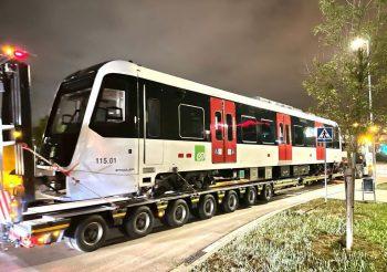 Presentada la nueva serie 115 de FGC