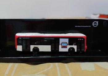 Lanzamos nuestro tercer autobús en miniatura