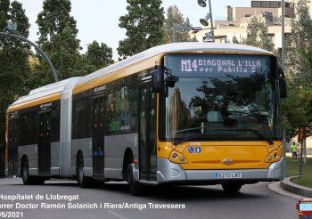 Entran en servicio siete nuevos Heuliezbus GX437 Hybrid de Rosanbus