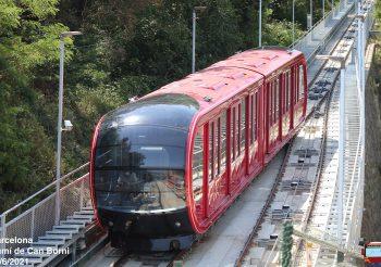 El Parque de atracciones del Tibidabo Inaugura el nuevo funicular