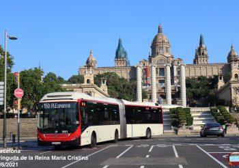 Nuevos intercambios de coches entre las cocheras de Poniente, Horta y Zona Franca