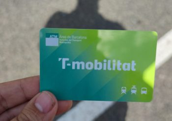 Se inician las pruebas de la T-Mobilitat con la T-Jove