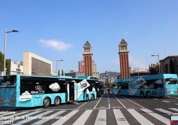 Presentado el nuevo aerobús operado por Monbus