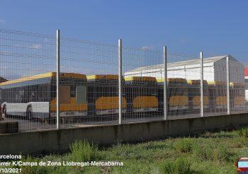 Llegan a Barcelona los treinta Solaris Urbino 12 Hybrid para el Nitbus